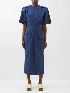 Joostricot - Striped Cotton Blend Sweater - Womens - Multi