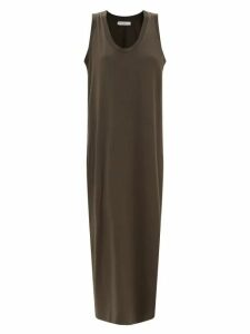 Calvin Klein - Balaclava Distressed Wool Sweater - Womens - Blue Multi