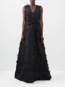 Aries - Velvet Trousers - Womens - Red