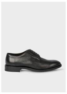 Women's Black 'Chester' Leather Shoes