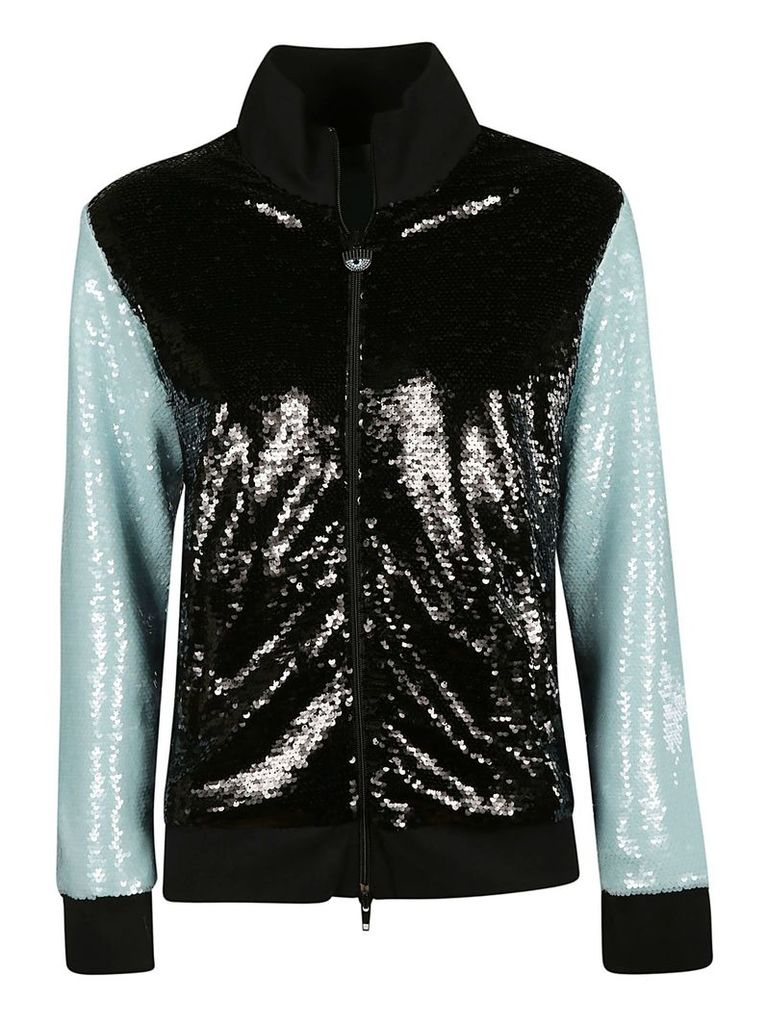 Chiara Ferragni Sequin Jacket
