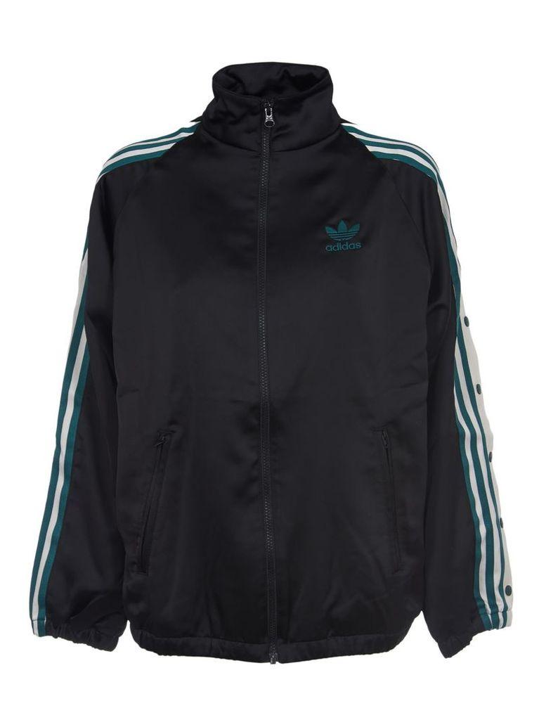 Adidas Originals Zipped Up High Neck Jacket