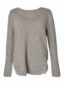 Ermanno Ermanno Scervino Ribbed Knit Jumper
