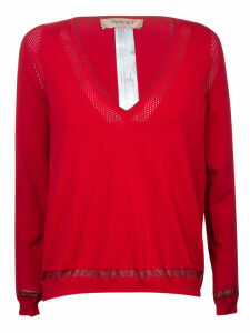 TwinSet V-neck Sweater
