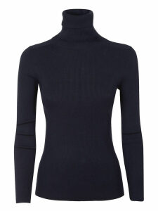 Tory Burch Turtleneck Fitted Jumper