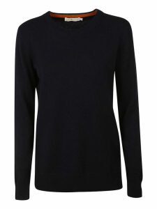 Tory Burch Round Neck Long Sweater