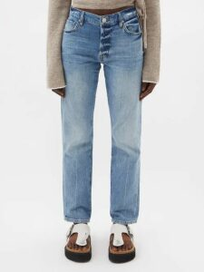Raey - Loose Fit Cashmere Sweater - Womens - Yellow