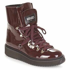 Kenzo  ALASKA  women's Snow boots in Red