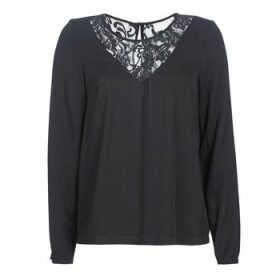 Vila  VIEVERLY  women's Blouse in Black