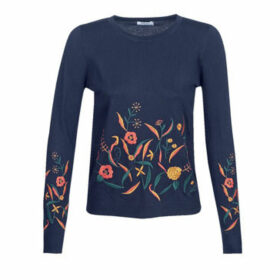 Betty London  JOFUN  women's Sweater in Blue