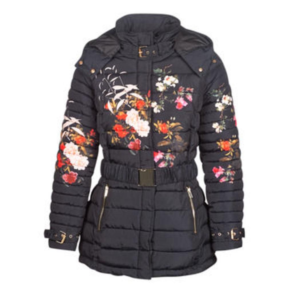Derhy  GANACHE  women's Jacket in Black
