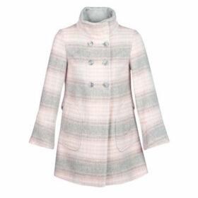Benetton  MECKRAN  women's Coat in Grey