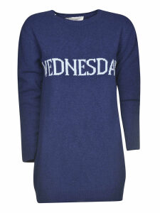 Alberta Ferretti Wednesday Sweater