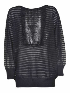 Alberta Ferretti Oversized Sweater