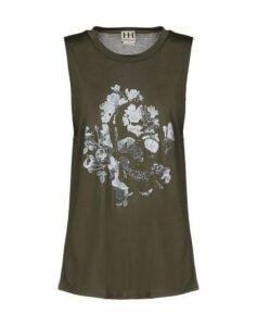 HAUTE HIPPIE TOPWEAR T-shirts Women on YOOX.COM
