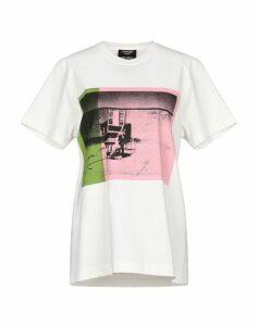 CALVIN KLEIN x ANDY WARHOL TOPWEAR T-shirts Women on YOOX.COM