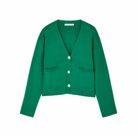 Gucci Ace Crystal-embellished Flatform Sneakers