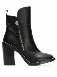 Kendall+Kylie Luke boots - Black