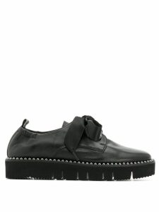 Kennel & Schmenger studded lace-up shoes - Black