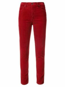 Citizens Of Humanity Olivia corduroy jeans - Red