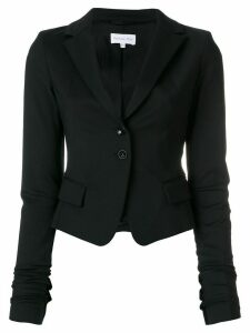 Patrizia Pepe fitted blazer - Black