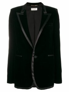 Saint Laurent perfectly fitted jacket - Black