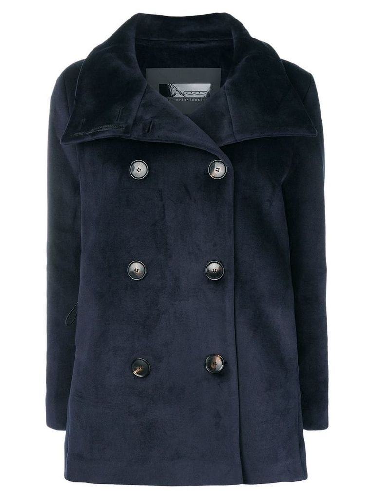 Rrd double breasted jacket - Blue