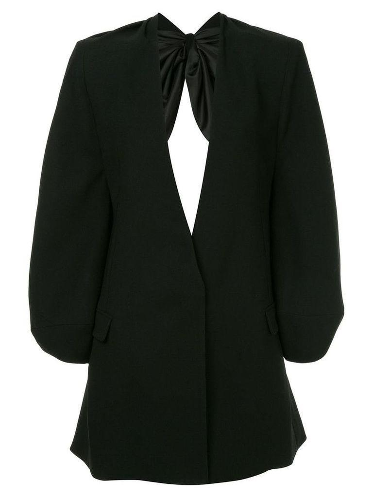 Bianca Spender Curtain Call jacket - Black