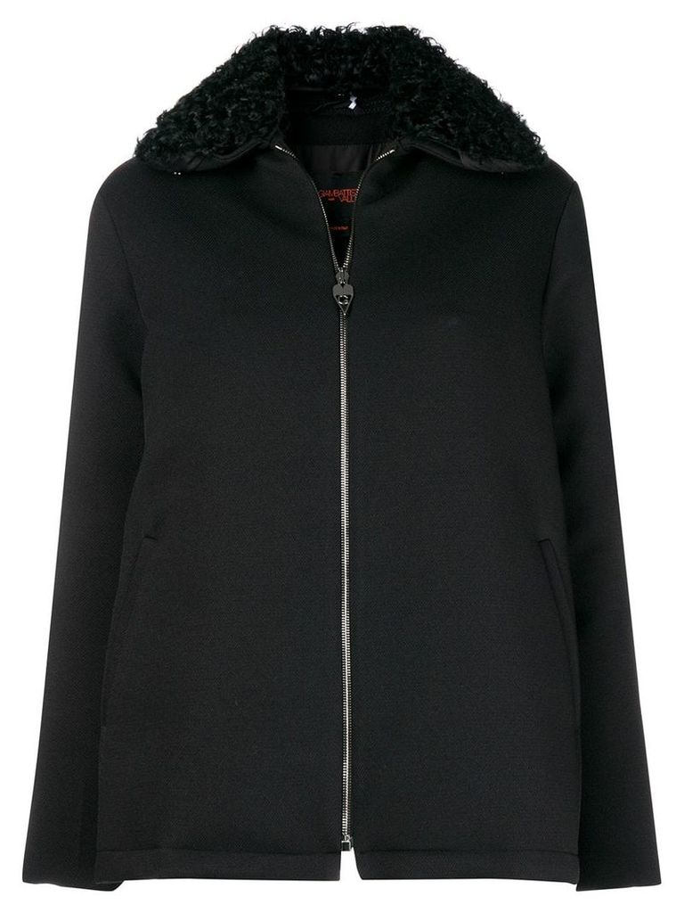 Giambattista Valli bomber jacket - Black