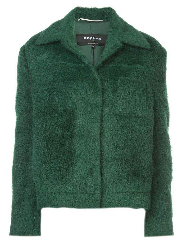 Rochas Nesli jacket - Green