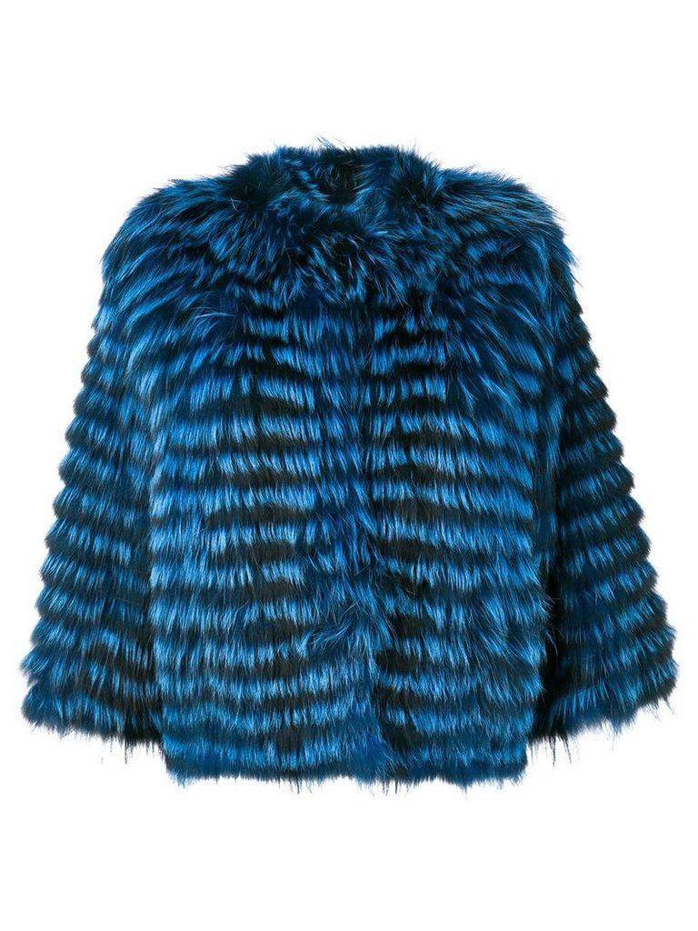 Simonetta Ravizza Glenda jacket - Blue