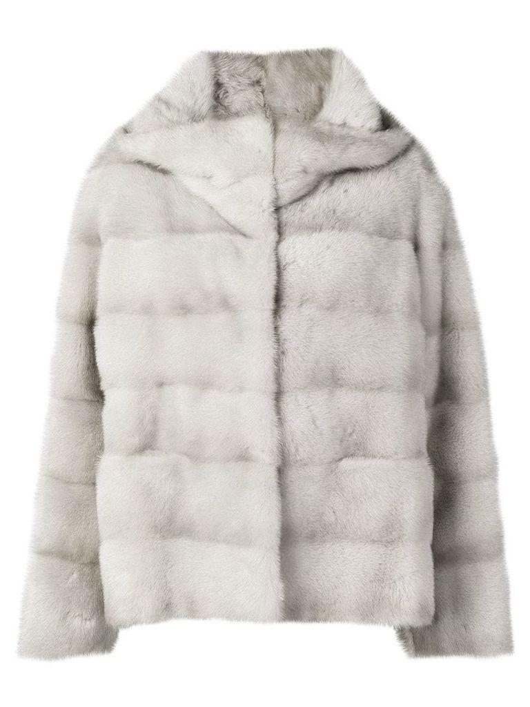 Simonetta Ravizza Sambuco jacket - Grey