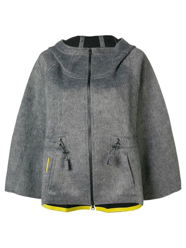 Sàpopa hooded jacket - Grey