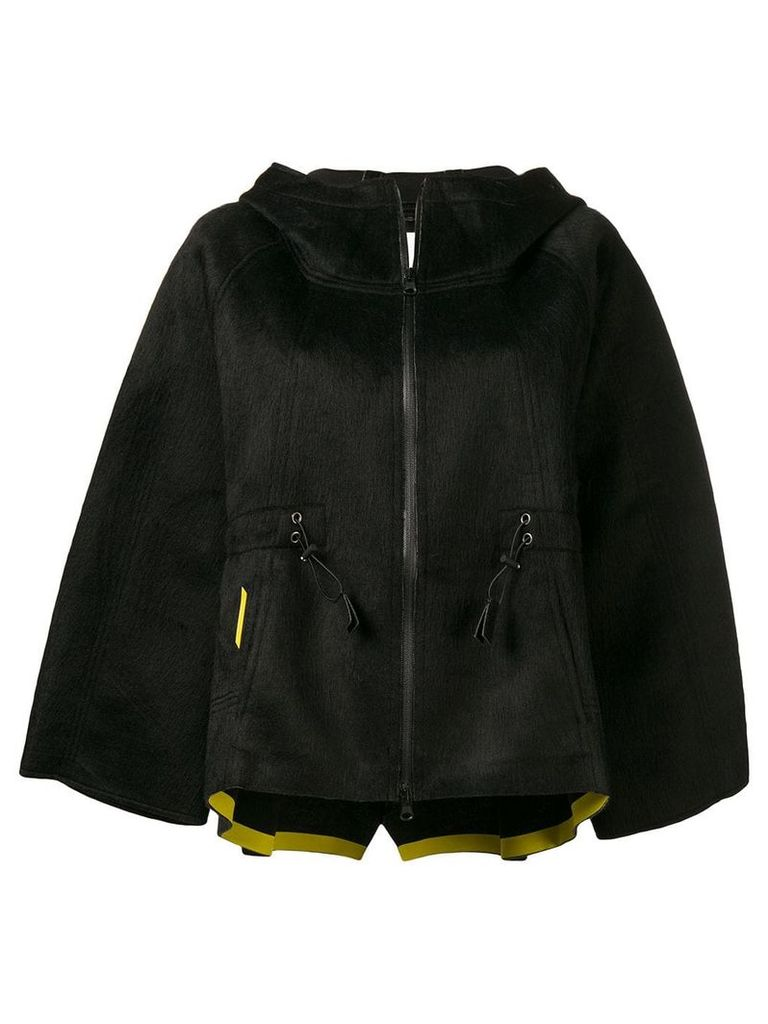 Sàpopa zipped jacket - Black