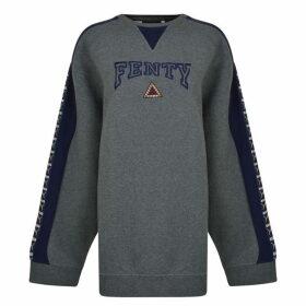 FENTY PUMA by Rihanna Logo Sleeve Sweatshirt