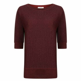 Boss Farih Glitter Knit Jumper