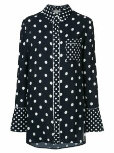 Layeur button down blouse - Black