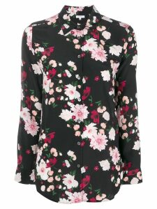 Equipment floral print shirt - Black