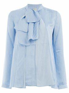 Maison Rabih Kayrouz striped blouse - Blue