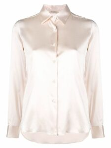 Blanca Vita classic evening shirt - White