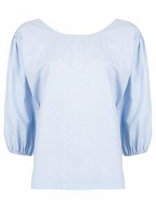 Isolda Dahlia top - Blue
