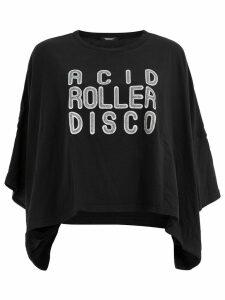 Undercover asymmetric hem blouse - Black