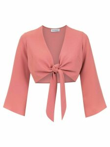 Olympiah Lucca cropped top - PINK