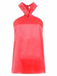 Isolda Jade silk top - Yellow