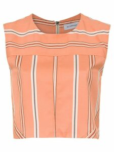 Olympiah Piaggia cropped top - Yellow