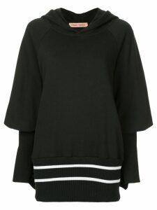 Maggie Marilyn Way Past Curfew hoodie - Black