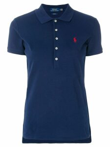 Polo Ralph Lauren skinny stretch polo shirt - Blue