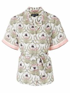 Markus Lupfer Desert Flower shirt - Multicolour