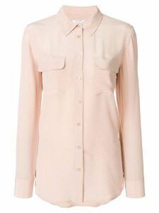 Equipment classic shirt - NEUTRALS