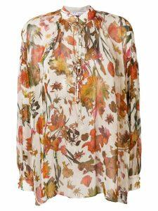 Iro floral print shirt - Neutrals